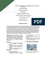 Informe de Laboratorio 2 quimica general uniatlantico