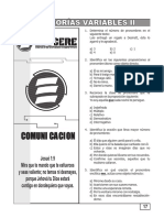 Práctica Nº 04 Comunicación II Categorías Variables II