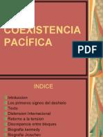 Coexistencia Pacifica