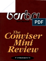 Barbri - Conviser Mini Review State Law & MBE Subjects