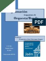 Programación Orquesta 2017-18