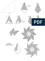 Estrellas - Taller de Origami