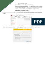 Base de Datos Solución de Problemas. Cap. 1.