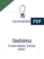 1. 1 El Circuito Hidraulico - Principios Basicos