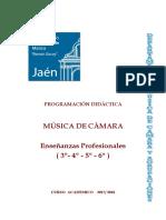 Cámara Jaén 2017- 18