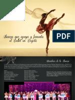 Portafolio Alianza Ballet