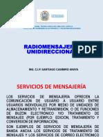 07 Tema VII Radiomensajeria Unidireccional