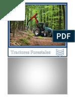 Tractores en La Explotación Forestal