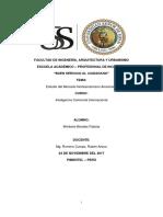 Analisis Del Mercado Norteamericano