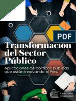 eBook Transformacion Sector Publico Casos de Exito Innovacion Posgrado Continental