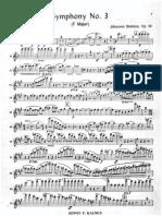 1. Brahms Johannes - Symphony 3, Flute 1.pdf