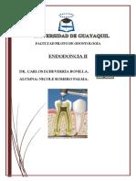 Endodoncia Deber 3