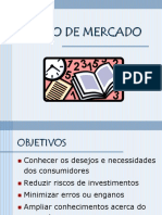 AULA de Desenvolvimento de Novos Produtos - ESTUDO de MERCADO