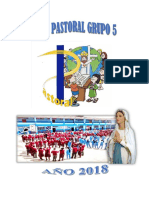 Plan Pastoral Equipo 5