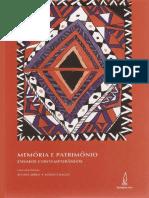 Memoria e patrimônio - Ensaios contemporâneos.pdf