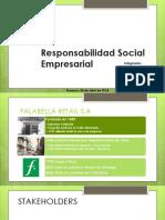 Responsabilidad Socia Empresarial