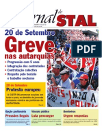 Jornal do STAL_Edicao n.º 96 - Setembro de 2010
