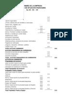 Modelo Estados Financieros (Tercer Corte)