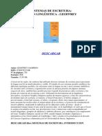 Kupdf.com Descargar Sistemas de Escritura Introduccion Lingistica Geoffrey Sampson PDF