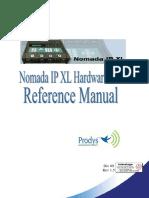 Prodys Nomada IPXL Hardware Man