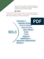 El Ciclo de Vida Del Desarrollo Software-LETRAS en ROJO