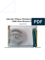 Jehovah's Witness Child Sexual Abuse Resource Kit 2017 edition