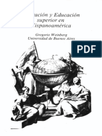 Weinberg, Ilustración y educación superior en Hispanoamérica.pdf