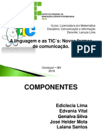 TICs - Seminário - Apresentação