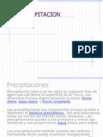 Analisis de Precipitaciones