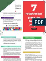 Díptic 7 Respuestas independenia Cataluña CAST
