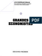 Grandes Economistas_antologia de Textos