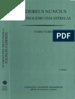 Galileu Galilei_Sidereus Nuncius_O Mensageiro das Estrelas.pdf