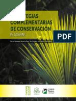 Estrategias complementarias de Conservación en Colombia (2018)