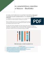Infográficos Características Conceitos e Princípios Básicos – Backlinks Grátis