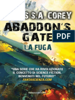 Abaddon's Gate. La Fuga - James S. a. Corey