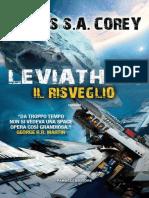 Corey, James S.a. - [Expanse 01] Leviathan. Il Risveglio