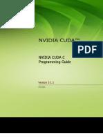 NVIDIA CUDA C Programming Guide 3.1