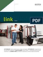 Link No 56 Customer Magazine Spun Yarn Systems en 26316