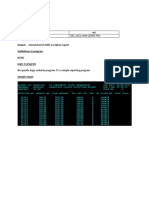 QEX801 DOCUMENTATION