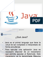 Java Introducción Ppt