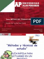 1. UAP MTU Técnicas de Estudio(1)