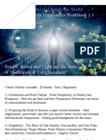 Regenesis Workbook 1 Wk 1