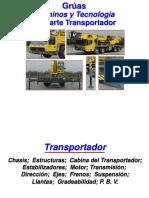 Curso Operador Transportador