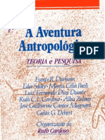 Ruth Cardozo-A Aventura Amtropológica