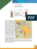 Guia de Trabajo_diferencias Incas, Aztecas y Mayas