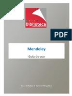 Manual Mendeley 4 Ed. (Noviembre 2017)