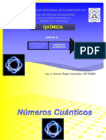 Numeros Cuánticos Educacion II