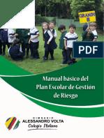 Manual Plan Escolar Colegio