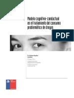 Modelo Cognitivo-Conductual en El Tratamiento de Adicciones
