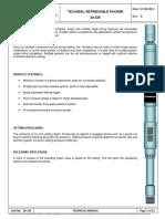 20-335 - Technical Manual for Teach Packer